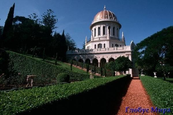 Храм Бахаев