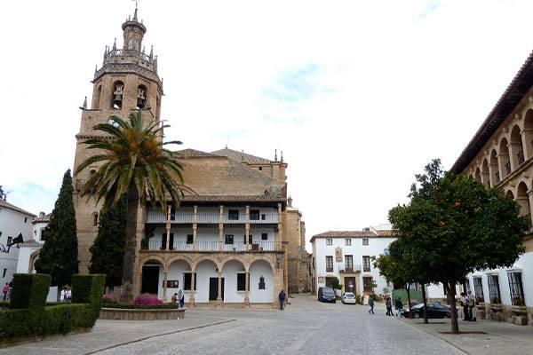 Церковь Санта Мара