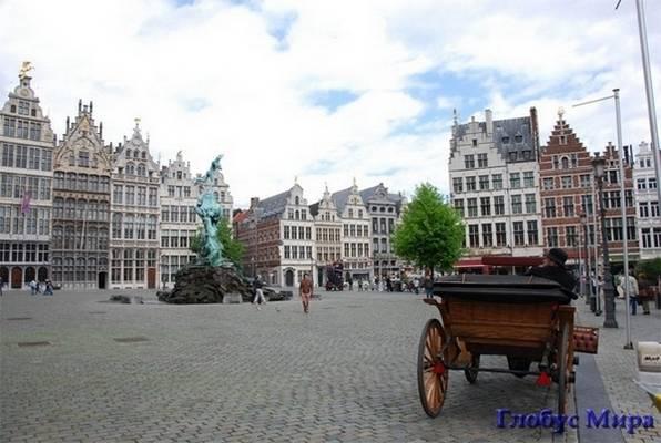 Улица Антверпена