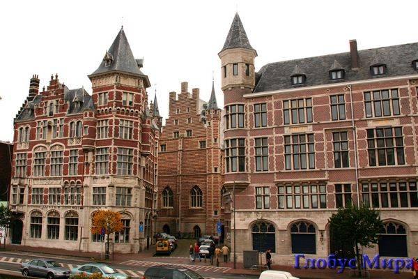 Дом мясников. Антверпен