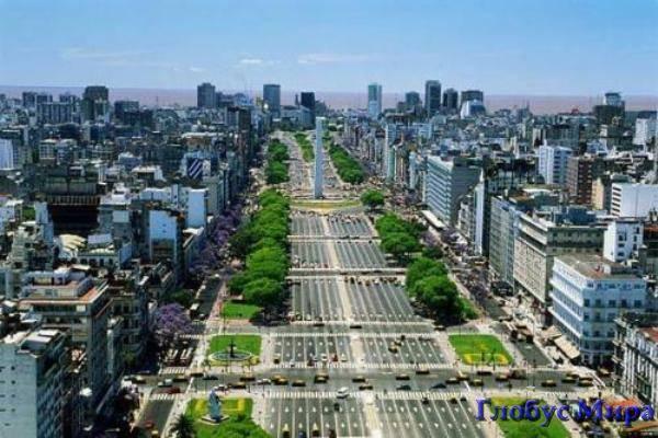 Буэнос-Айрес и его достопримечательности