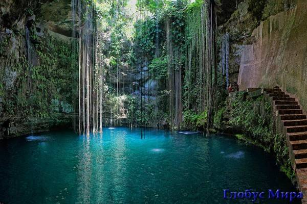 Парк Шкарет (Мексика)