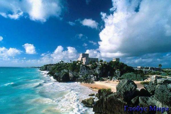 Канкун и его достопримечательности (Мексика)