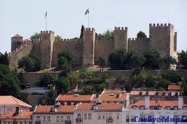 Замок Святого Георгия. Лиссабон