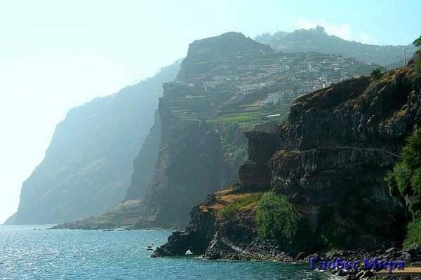 Мадейра и ее скалы