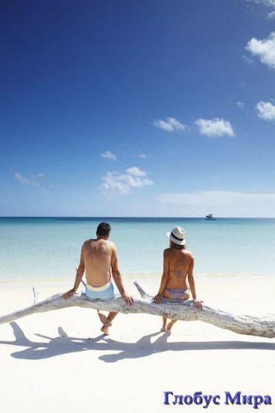 Романтика уединенных пляжей на карте Австралии