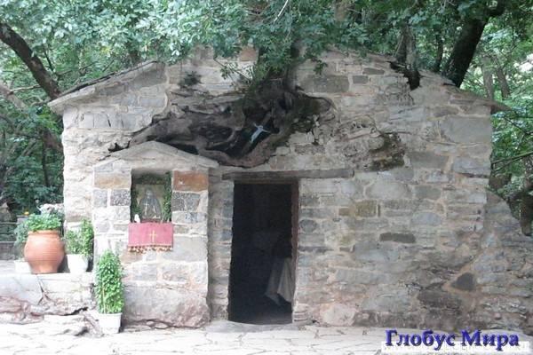 Церковь Агии Феодоры (Афины) (Греция)