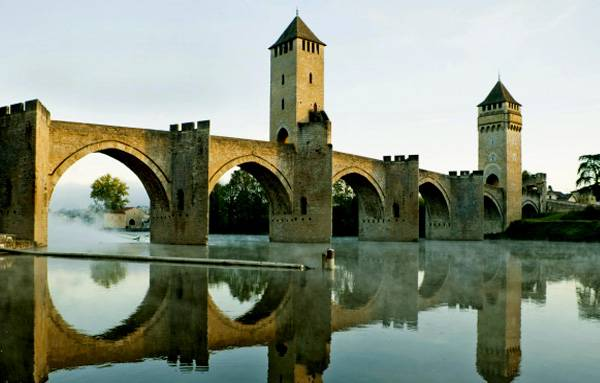 Мост в Каоре