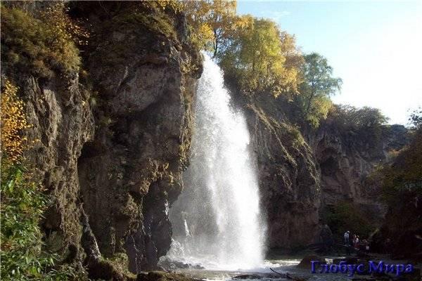 Медовые водопады (фото)