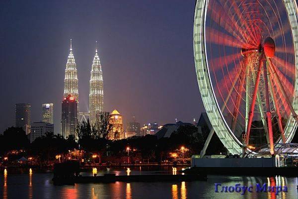 Куала-Лумпур и его достопримечательности
