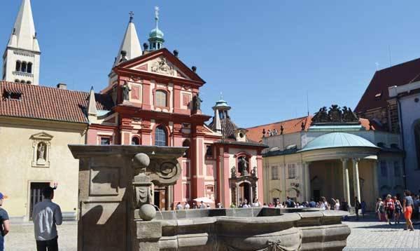 Храм св. Иржи В Праге