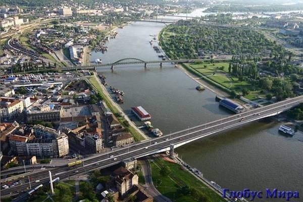 Белград и его достопримечательности