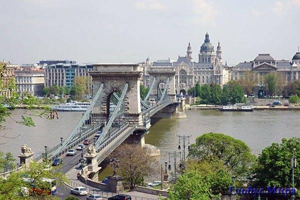 Будапешт и его достопримечательности в Будапеште