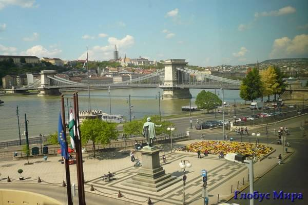 Площадь Рузвельта в Будапеште