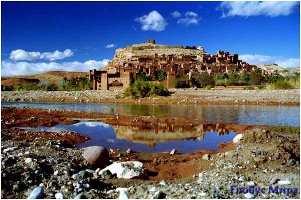 Марокканский колорит: Агадир