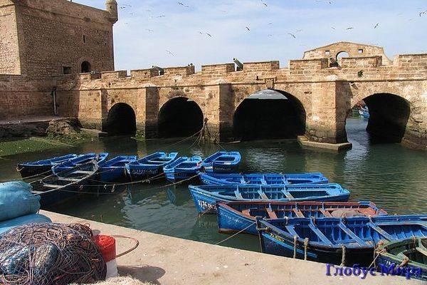 Марокканский колорит: Марокканская экзотика