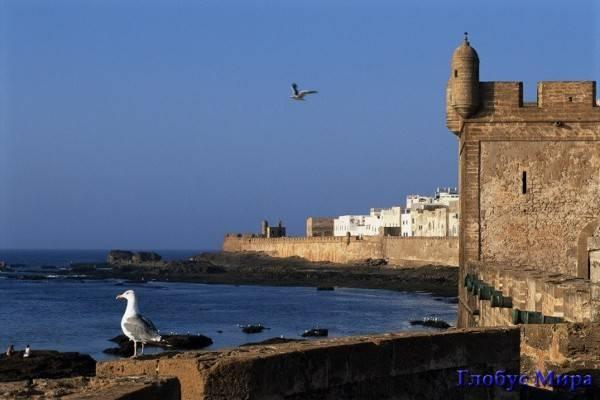 Марокканский колорит: Эс-Сувэйра