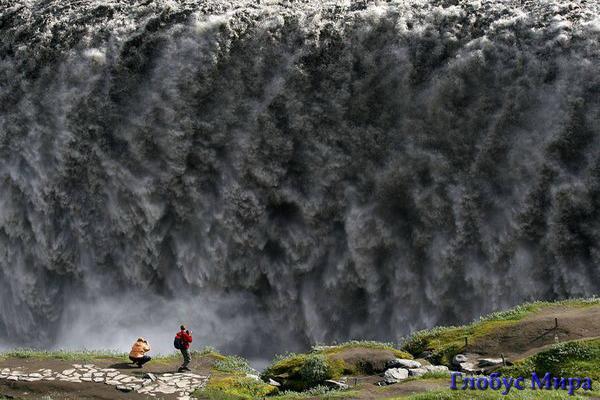 Исландия, водная стихия и достопримечательности