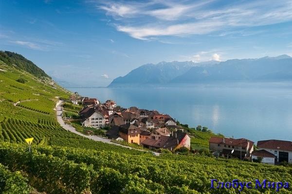 Природа Швейцарии бесконечно прекрасна