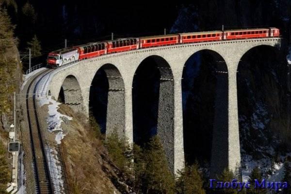 Швейцария и ее достопримечательности