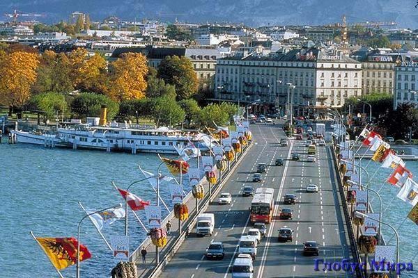 Красавица Женева