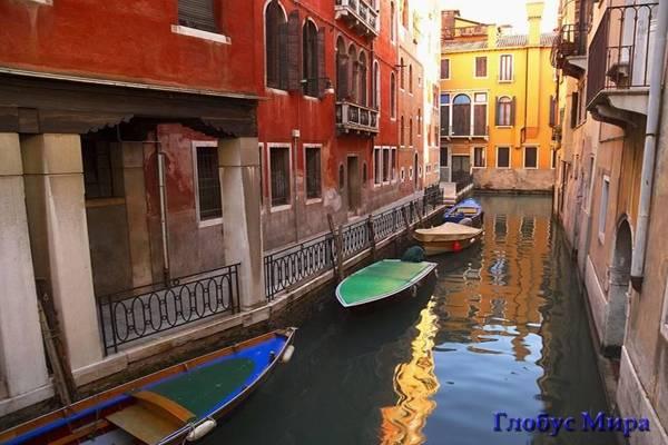 Италия и ее достопримечательности