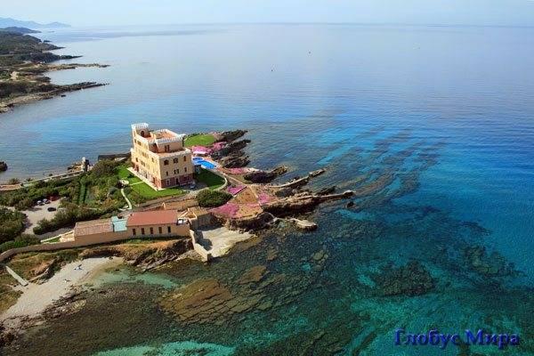 Остров Сардиния