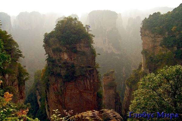 Улинъюань. Красивейшие уголки в мире