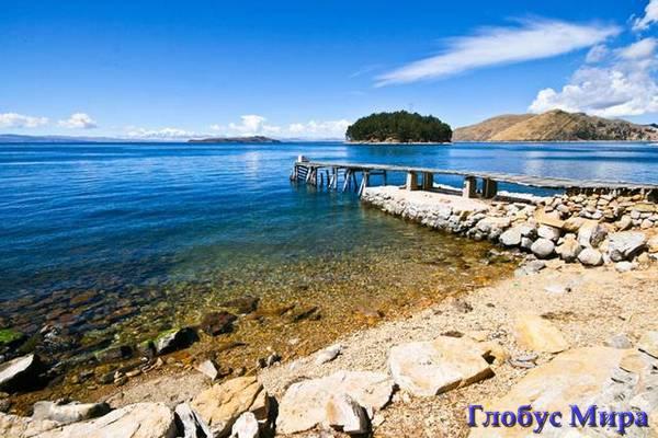 Боливия: озеро Титикака