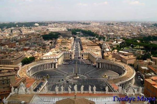 Ватикан и его достопримечательности