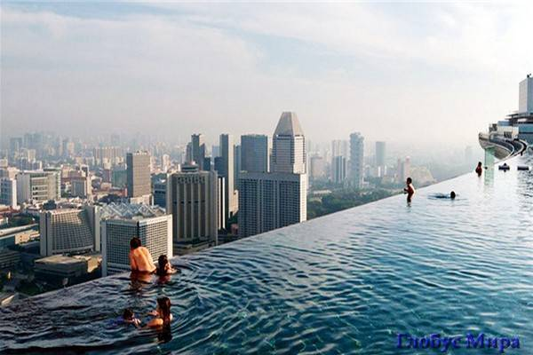 Роскошные отели Сингапура