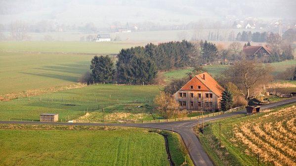 Восточные земли Германии