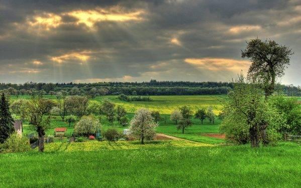 Земля Гессен в Германии