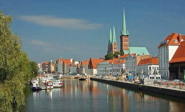 Шлезвиг-Гольштейн в Германии