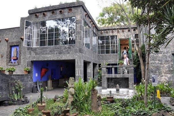 Дом-музей Фриды Кало