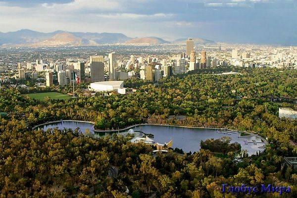 Мехико: парк Хочимилко