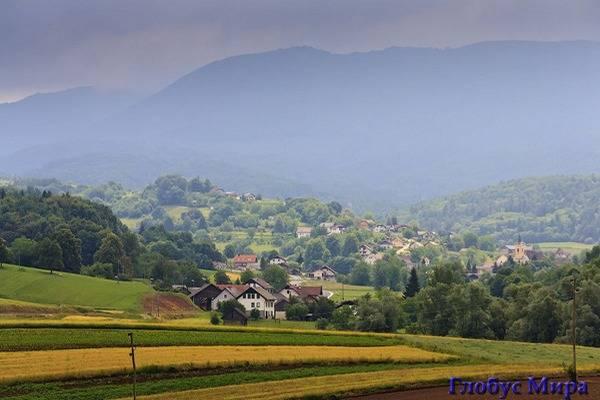 Достопримечательности Словении: природа и города