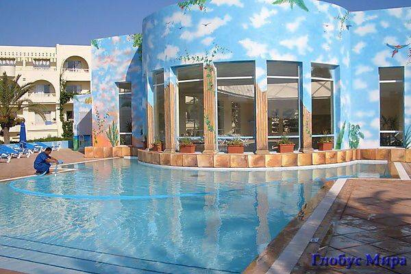 Отель Magic Life Djerba Mare Imperial в Джерба