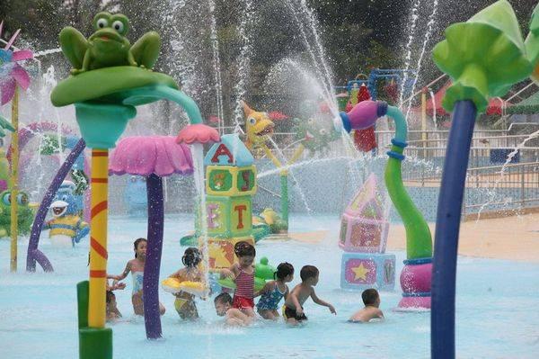 Водный парк Chimelong Paradise