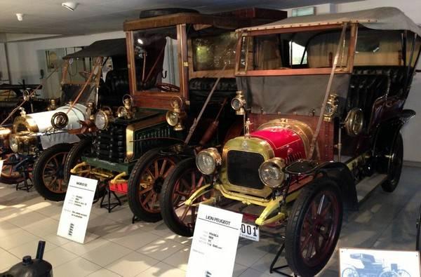 Андоррский музей автомобилей