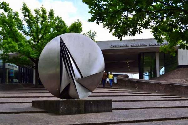 Шпренгель - музей в Ганновере
