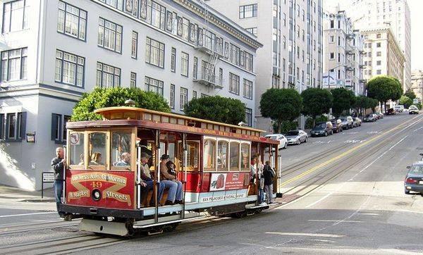 Канатные трамваи