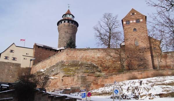 Нюрнбергская крепость – основа легендарного города