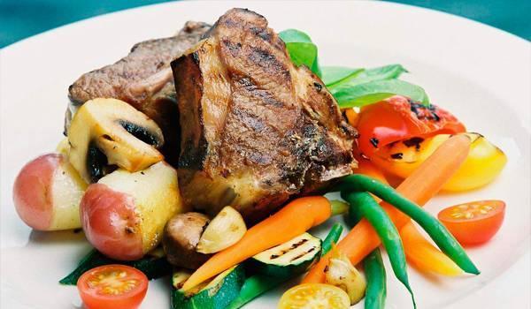 Баранина – одно из лучших блюд для жителей Новой Зеландии