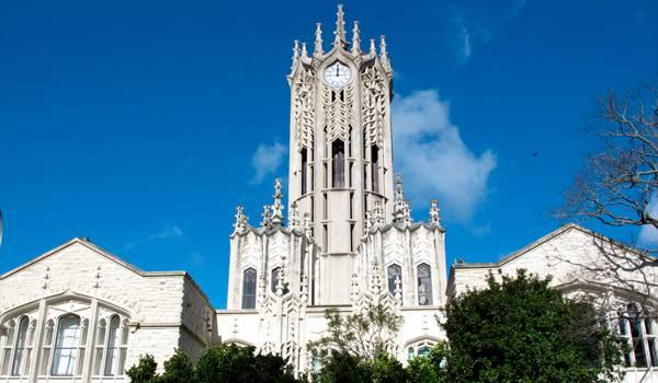 Оклендский университет в Новой Зеландии