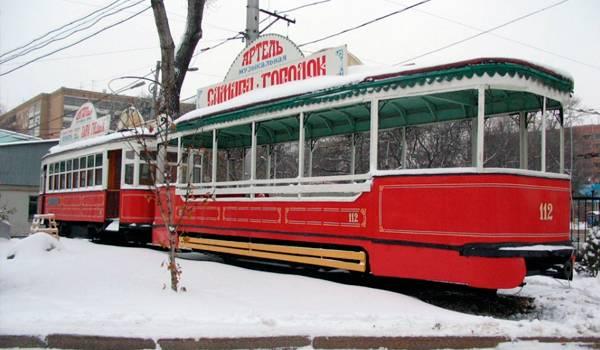 Даже трамваю в Самаре найдется памятник