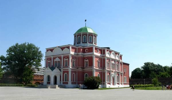 Второй музей оружия в Туле
