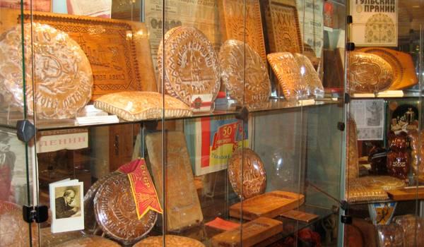 В музее потрясающая съедобная коллекция пряников