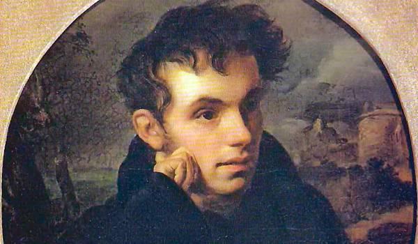 Один из немногих портретов Жуковского