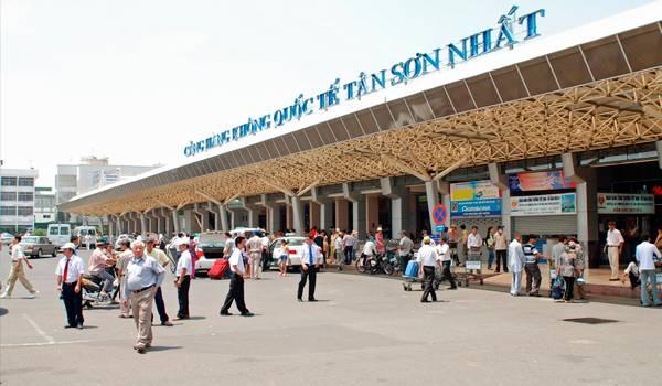 Аэропорт Хошимин